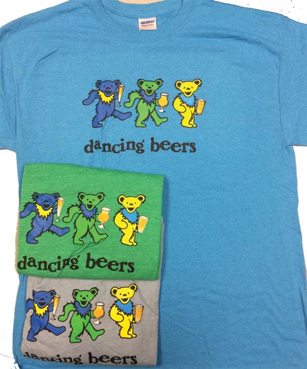 Dancing beers